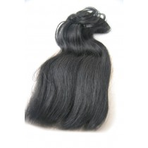 12 t/m 18 inch Indian remy  - top/lace closures - wavy - haarkleur 1 - direct leverbaar