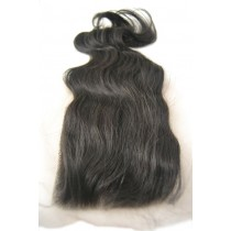 12 t/m 18 inch Indian remy  - top/lace closures - wavy - haarkleur 1B - direct leverbaar