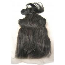 12 t/m 18 inch Indian remy  - top/lace closures - wavy - haarkleur 1B - direct leverbaar