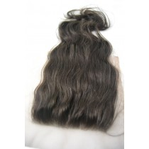 12 t/m 18 inch Indian remy  - top/lace closures - wavy - haarkleur 2 - direct leverbaar