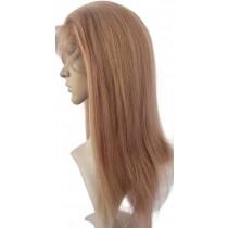Silky straight - full lace wigs - maatwerk