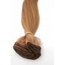 16 & 24 inch - Braziliaans haar - straight - haarkleur 27 - direct leverbaar