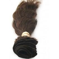12 t/m 24 inch - Braziliaans haar - wavy - haarkleur 3 - direct leverbaar