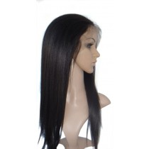 Yaki straight - front lace wigs - maatwerk