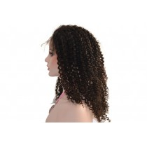 Indian remy - full lace wigs - jerry curl - op voorraad