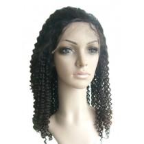 Jerry curl - full lace wigs - maatwerk