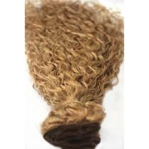 16 & 24 inch - Braziliaans haar - curly - haarkleur 27 - direct leverbaar
