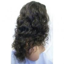 Body curl - synthetische front lace wigs - maatwerk