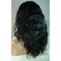 Body wave - synthetische front lace wigs - maatwerk