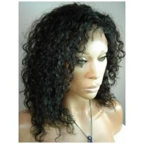 Indian remy - full lace wigs - curly - op voorraad
