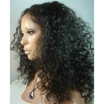 Deep curl - full lace wigs - maatwerk