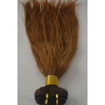 10 t/m 24 inch - Braziliaans haar - straight - haarkleur goudblond - exclusief - op voorraad