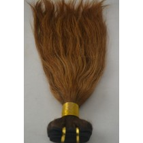 10 until 24 inch - Brazilian hair - straight - hair color gold blond - exclusive - in stock