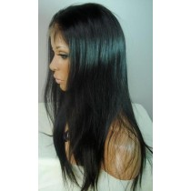 Indian remy - full lace wigs - light yaki - op voorraad