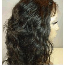 Indian remy - full lace wigs - loose wave - op voorraad