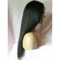 Yaki straight - full lace wigs - maatwerk