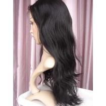 Natuurlijke textuur - full lace wigs - maatwerk