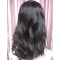 Natuurlijke textuur - front lace wigs - maatwerk